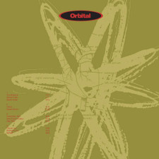 Orbital - 1 (Green Album) - 2x LP Vinyl