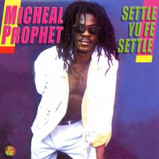 Michael Prophet - Settle Yu Fe Settle - Lp Vinyl