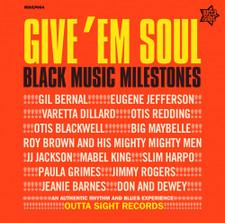 Various Artists - Give 'Em Soul - LP Vinyl