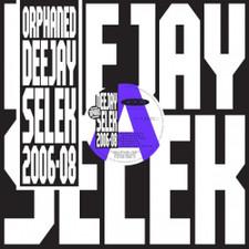 """AFX - Orphaned Deejay Selek 2006-2008 - 12"""" Vinyl"""