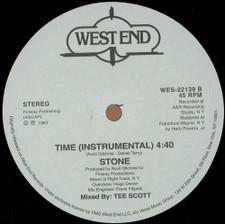 "Stone - Time - 12"" Vinyl"