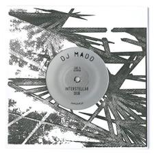 """Dj Madd - Interstellar Dub / Spook Dub - 7"""" Vinyl"""
