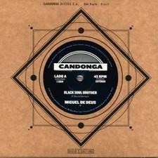 """Miguel de Deus - Black Soul Brother - 7"""" Vinyl"""