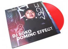Dj Soko - Domino Effect - LP Colored Vinyl