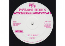 """Junei - Let's Ride / You Must Go On - 12"""" Vinyl"""