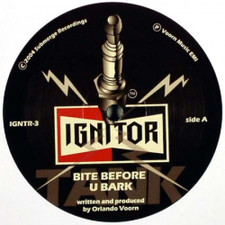 "Tank - Bite Before U Bark / Electric - 12"" Vinyl"