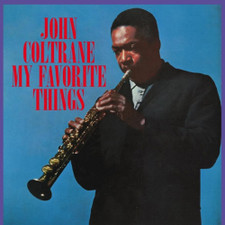 John Coltrane - My Favorite Things - LP Vinyl