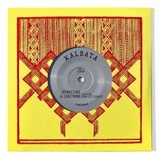"Kalbata - Brimstone & Lightning - 7"" Vinyl"