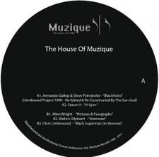 """Various Artists - The House Of Muzique - 12"""" Vinyl"""