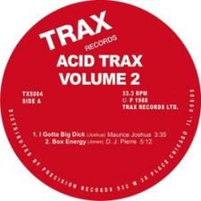 Various Artists - Acid Trax Vol. 2 - 2x LP Vinyl