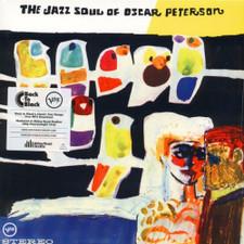 Oscar Peterson - The Jazz Soul Of Oscar Peterson - LP Vinyl