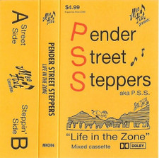 Pender Street Steppers - Life In The Zone - Cassette