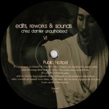 """Chez Damier - Edits, Reworks & Sounds - 12"""" Vinyl"""