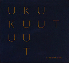 Uku Kuut - Estonian Funk - CD