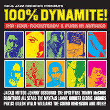 Various Artists - 100% Dynamite! - 2x LP Vinyl