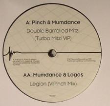 "Pinch / Mumdance / Logos - Double Barrelled Mitzi (Turbo Mitzi VIP / Legion (VIPinch Mix) - 12"" Vinyl"