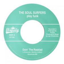 "The Soul Surfers - Doin' The Rasklad - 7"" Vinyl"