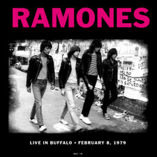 Ramones - Live In Buffalo 1979 - LP Vinyl