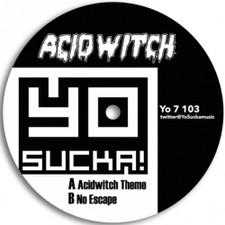 """Acid Witch - Theme - 7"""" Vinyl"""