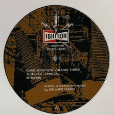 "Basic Bastard - Volume Three - 12"" Vinyl"