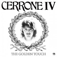 Cerrone - The Golden Touch (Cerrone IV) - LP Vinyl+CD