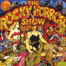 Rocky Horror Show - London Cast - LP Vinyl