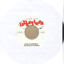 "Bob Marley - African Herbsman - 7"" Vinyl"