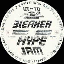"""Bleaker - Hype Funk - 12"""" Vinyl"""