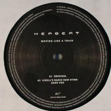 "Herbert - Moving Like A Train - 12"" Vinyl"