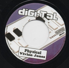 "Vivian Jones - Physical / Energy - 7"" Vinyl"