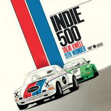 Talib Kweli & 9th Wonder - Indie 500 - 2x LP Vinyl