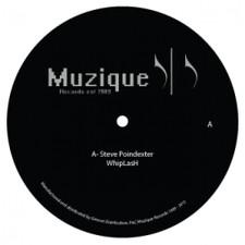 """Steve Poindexter - Whiplash - 12"""" Vinyl"""