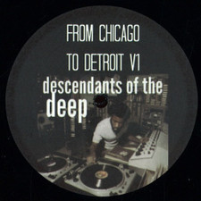 "Various Artists - From Chicago To Detroit V1 - 12"" Vinyl"