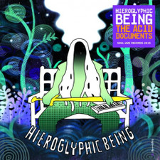 Hieroglyphic Being - The Acid Documents - 2x LP Colored Vinyl