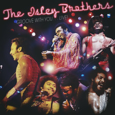 The Isley Brothers - Groove With You… Live RSD - 2x LP Colored Vinyl