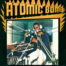 William Onyeabor - Atomic Bomb RSD - LP Vinyl