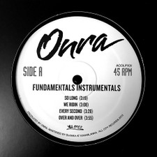 Onra - Fundamentals Instrumentals - LP Vinyl
