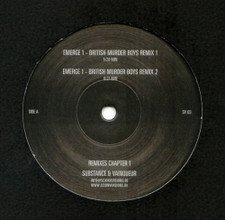 "Substance & Vainqueur - Remixes Chapter 1 - 12"" Vinyl"