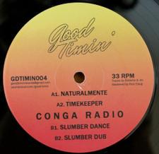 "Conga Radio - Naturalmente - 12"" Vinyl"