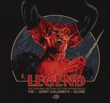 Jerry Goldsmith - Legend OST - 2x LP Vinyl