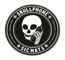 Sicmats - Skullphone - Slipmats (Pair)