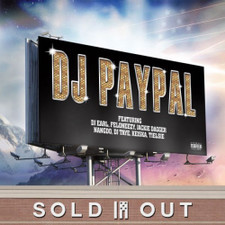 Dj Paypal - Sold Out - 2x LP Vinyl
