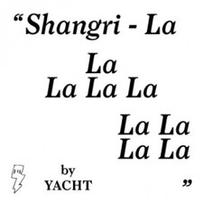 Yacht - Shangri-La - 2x LP Colored Vinyl