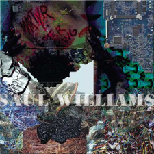 Saul Williams - Martyr Loser King - LP Vinyl