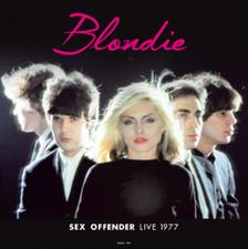 Blondie - Sex Offender Live 1977 - LP Vinyl