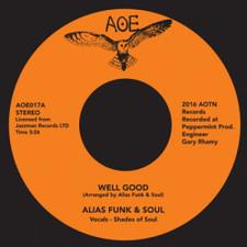 "Alias Funk & Soul - Well Good / Bells - 7"" Vinyl"