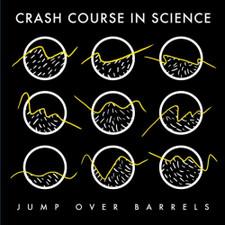 "Crash Course In Science - Jump Over Barrels - 12"" Vinyl"