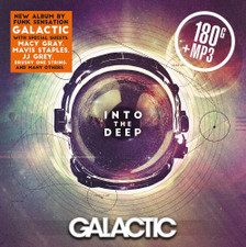 Galactic - Into The Deep - LP Vinyl