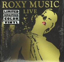 Roxy Music - Live - 3x LP Vinyl