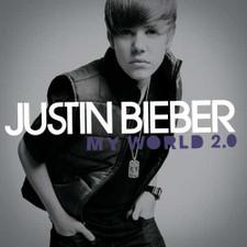 Justin Bieber - My World 2.0 - LP Vinyl